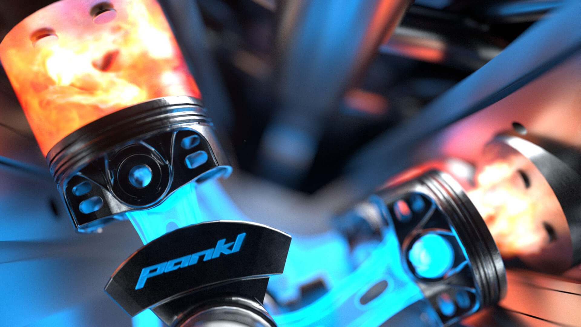 Pankl Racing Systems - Parts