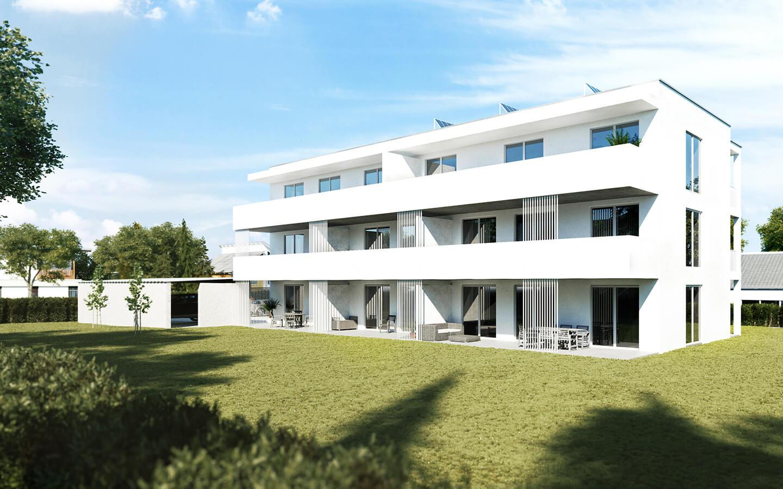 Architekturvisualisierung Rendering Realistisch